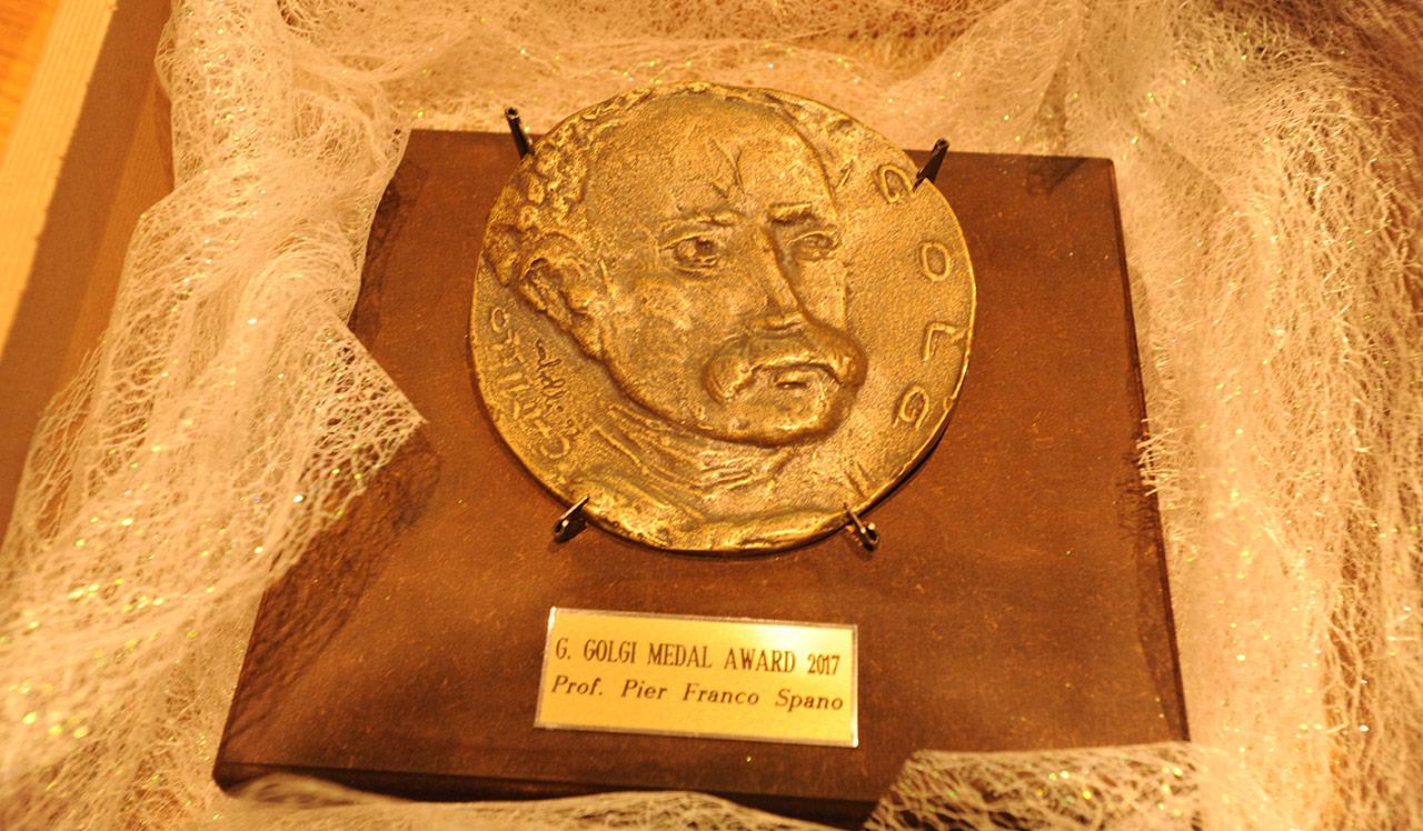 Golgi Medal Award 2017