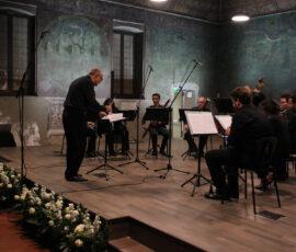 Un'auretta assai gentile Concerto del Conservatorio Luca Marenzio in favore della fondazione Golgi